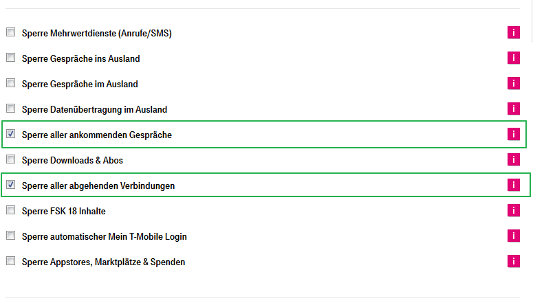 Sim Karte Sperren Telekom.Magenta Sim Rufnummer Sperren Im Ausland Produkte Services