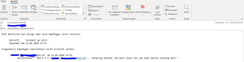 Hu E Mail Adresse